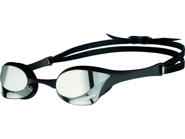 arena Cobra Ultra Swipe Mirror Goggles silver/black